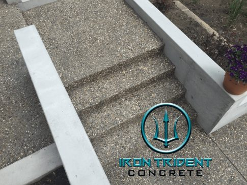 Concrete Stairs and Steps